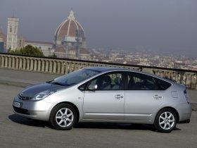 Ver foto 25 de Toyota Prius 2004