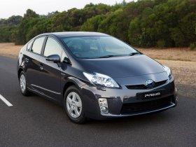 Fotos de Toyota Prius (ZVW30) 2009