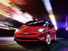 Ver foto 1 de Toyota Prius 2015