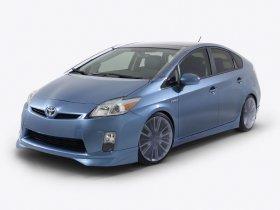 Ver foto 1 de Toyota Prius Aerius Aemulus 2009