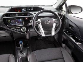 Ver foto 9 de Toyota Prius C Australia 2015