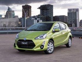 Ver foto 7 de Toyota Prius C Australia 2015