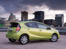 Ver foto 6 de Toyota Prius C Australia 2015