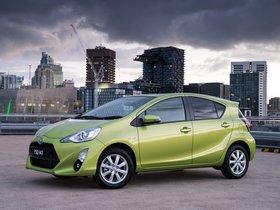 Ver foto 5 de Toyota Prius C Australia 2015