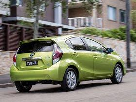 Ver foto 4 de Toyota Prius C Australia 2015