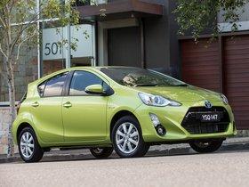 Ver foto 3 de Toyota Prius C Australia 2015