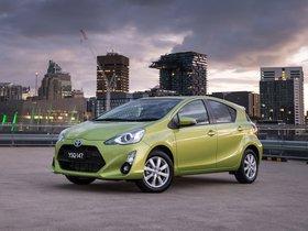 Ver foto 2 de Toyota Prius C Australia 2015