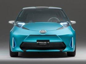 Ver foto 6 de Toyota Prius C Concept 2011
