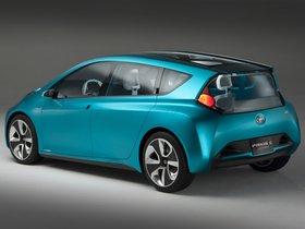 Ver foto 4 de Toyota Prius C Concept 2011