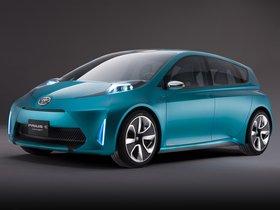 Ver foto 3 de Toyota Prius C Concept 2011