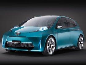 Ver foto 1 de Toyota Prius C Concept 2011