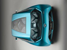 Ver foto 10 de Toyota Prius C Concept 2011