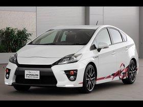 Ver foto 1 de Toyota Prius G Sports Concept 2011