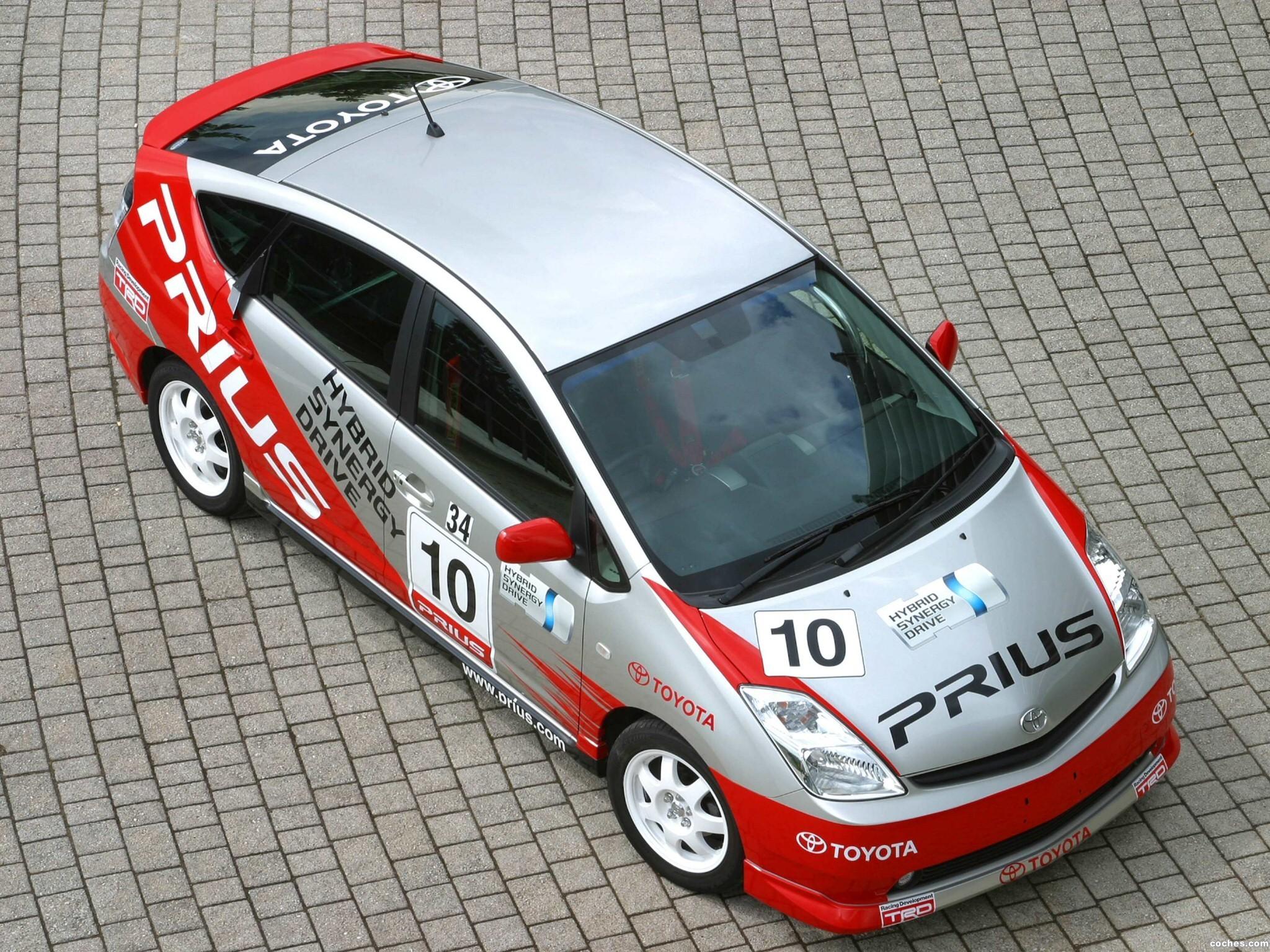 Foto 0 de Toyota Prius GT Concept 2004