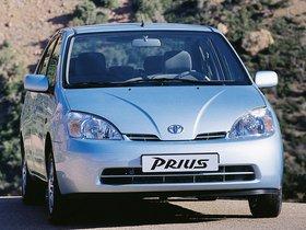 Ver foto 2 de Toyota Prius NHW11 UK 2001