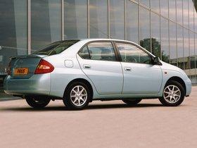 Ver foto 7 de Toyota Prius NHW11 UK 2001