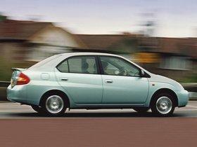 Ver foto 5 de Toyota Prius NHW11 UK 2001