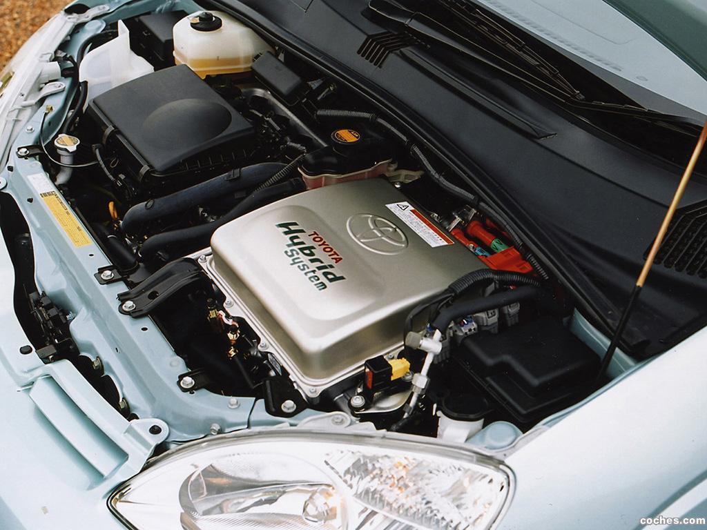 Foto 9 de Toyota Prius NHW11 UK 2001