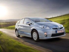 Ver foto 30 de Toyota Prius Plug In Hybrid 2010