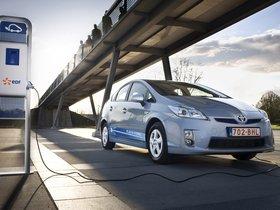 Ver foto 21 de Toyota Prius Plug In Hybrid 2010
