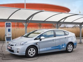 Ver foto 19 de Toyota Prius Plug In Hybrid 2010