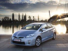 Ver foto 18 de Toyota Prius Plug In Hybrid 2010