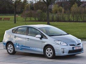 Ver foto 14 de Toyota Prius Plug In Hybrid 2010