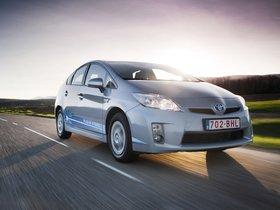 Ver foto 29 de Toyota Prius Plug In Hybrid 2010