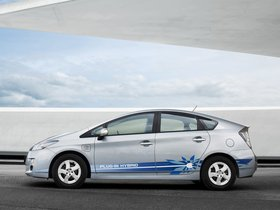 Ver foto 10 de Toyota Prius Plug In Hybrid 2010