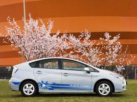 Ver foto 8 de Toyota Prius Plug In Hybrid 2010