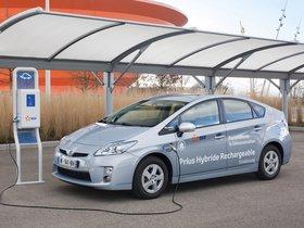 Ver foto 7 de Toyota Prius Plug In Hybrid 2010