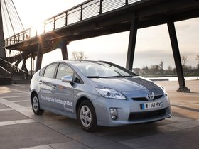 Ver foto 3 de Toyota Prius Plug In Hybrid 2010