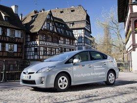 Ver foto 2 de Toyota Prius Plug In Hybrid 2010