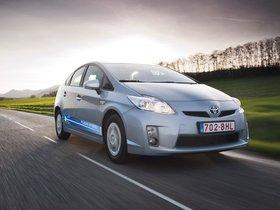 Ver foto 28 de Toyota Prius Plug In Hybrid 2010