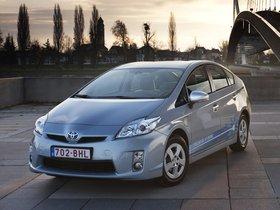 Ver foto 1 de Toyota Prius Plug In Hybrid 2010