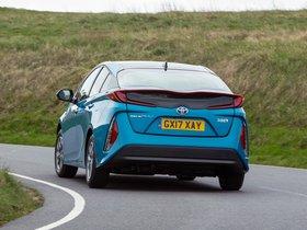 Ver foto 14 de Toyota Prius Plug-In Hybrid UK  2017