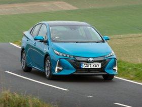 Ver foto 13 de Toyota Prius Plug-In Hybrid UK  2017
