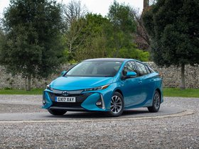 Ver foto 12 de Toyota Prius Plug-In Hybrid UK  2017