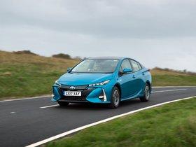 Ver foto 11 de Toyota Prius Plug-In Hybrid UK  2017