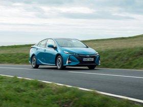 Ver foto 9 de Toyota Prius Plug-In Hybrid UK  2017