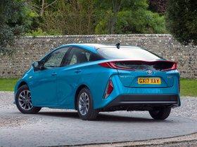 Ver foto 8 de Toyota Prius Plug-In Hybrid UK  2017