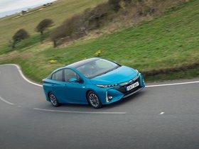 Ver foto 7 de Toyota Prius Plug-In Hybrid UK  2017