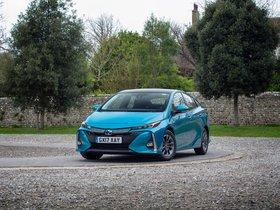 Ver foto 6 de Toyota Prius Plug-In Hybrid UK  2017