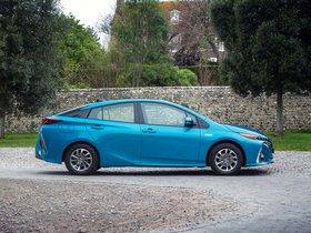 Ver foto 5 de Toyota Prius Plug-In Hybrid UK  2017