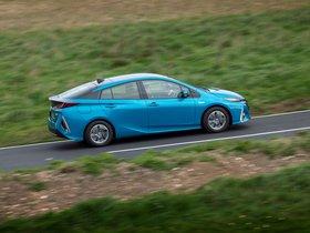Ver foto 4 de Toyota Prius Plug-In Hybrid UK  2017
