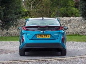 Ver foto 3 de Toyota Prius Plug-In Hybrid UK  2017