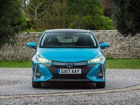 Ver foto 2 de Toyota Prius Plug-In Hybrid UK  2017