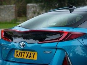 Ver foto 20 de Toyota Prius Plug-In Hybrid UK  2017