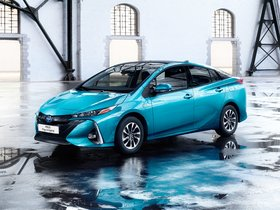 Ver foto 3 de Toyota Prius Plug-in Hybrid 2016