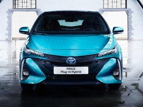 Ver foto 2 de Toyota Prius Plug-in Hybrid 2016